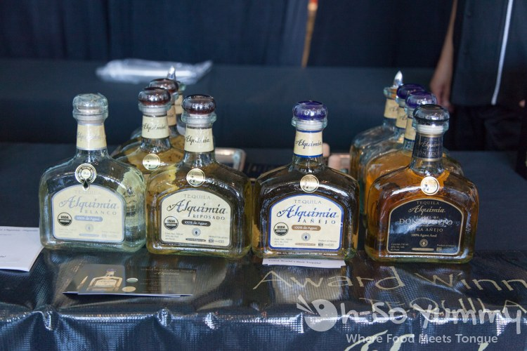 Alquimia Tequila at Latin Food Fest San Diego