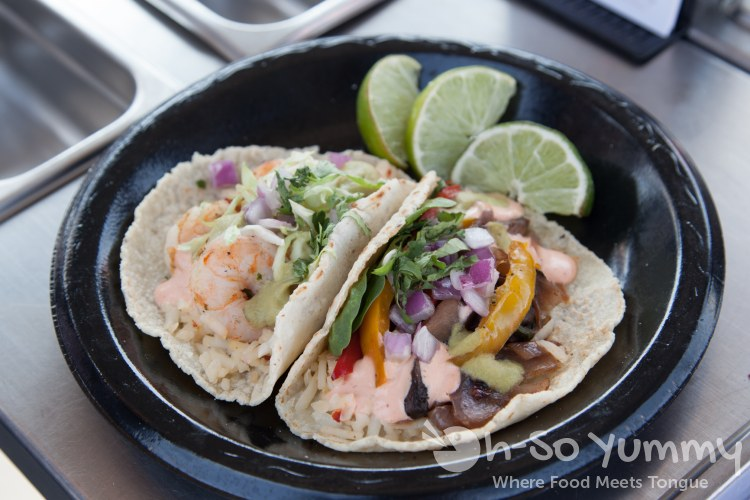 soho tacos at Latin Food Fest 2015 in Los Angeles