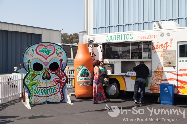 jarritos at Latin Food Fest 2015 in Los Angeles