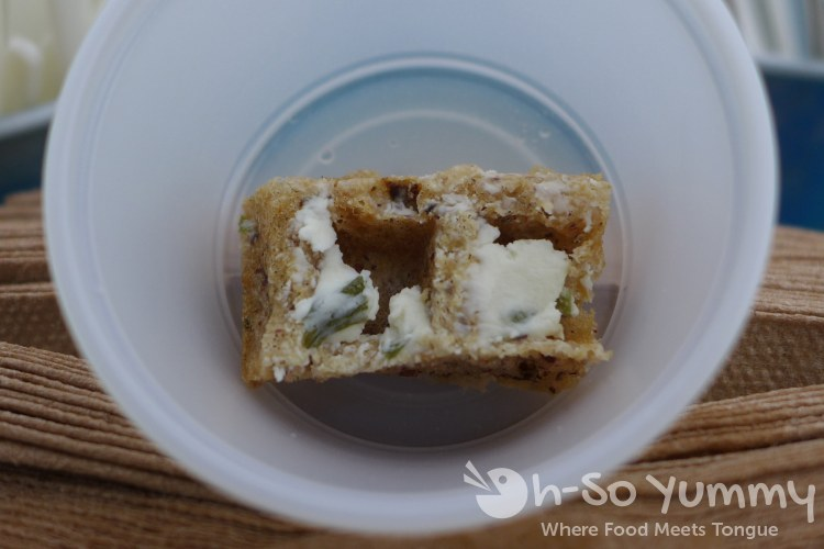 the primative waffle at lemon zest and garlic festival 2015