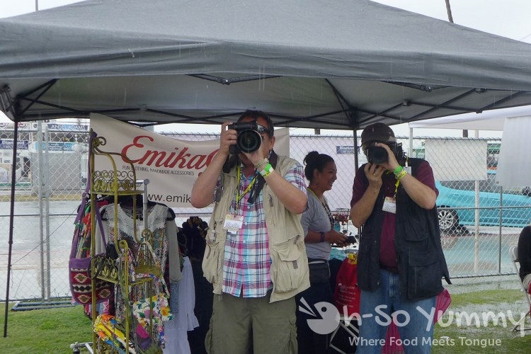 photography club at lemon zest and garlic festival 2015