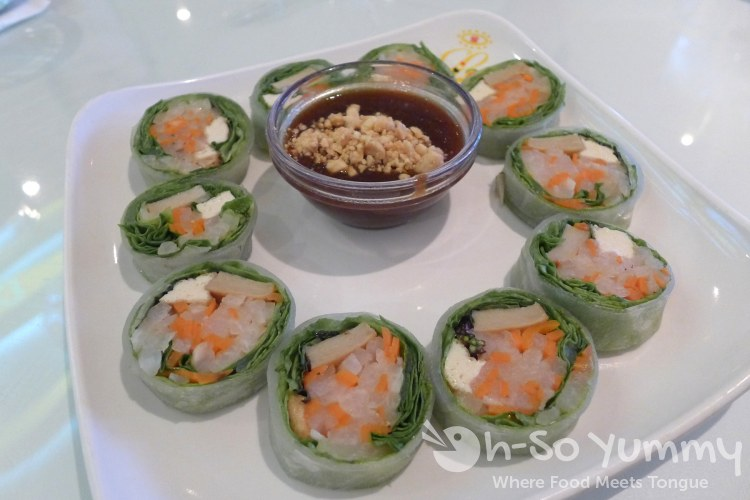 Loving Hut - Summer Roll