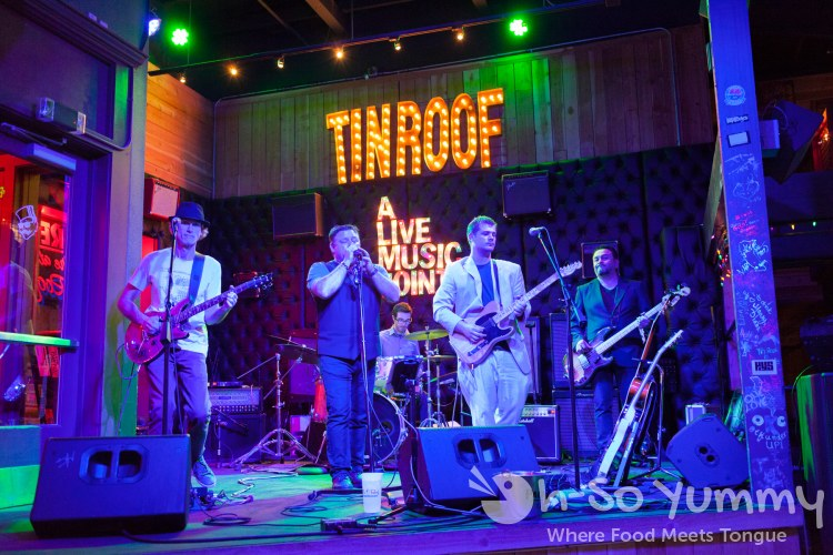 Matchbox Twenty Too at Tin Roof in downtown San Diego