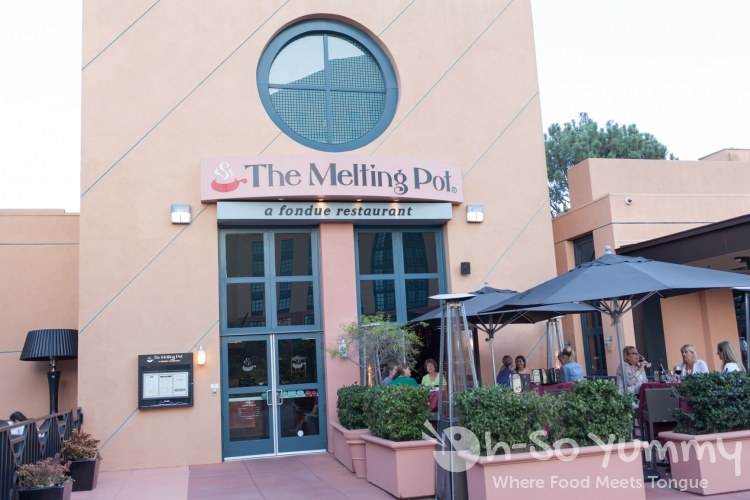 The Melting Pot of San Diego - La Jolla