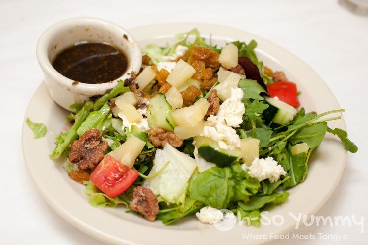 ensalada venicia at Old Venice restaurant in San Diego