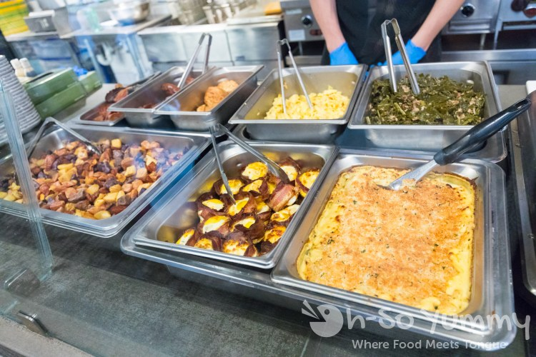 hot item selection for brunch at Park 101 in Carlsbad CA