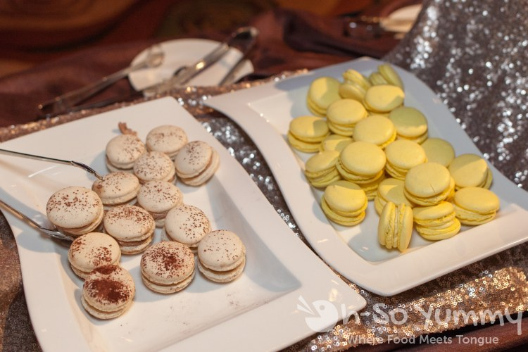 macarons at pechanga chocolate decadence