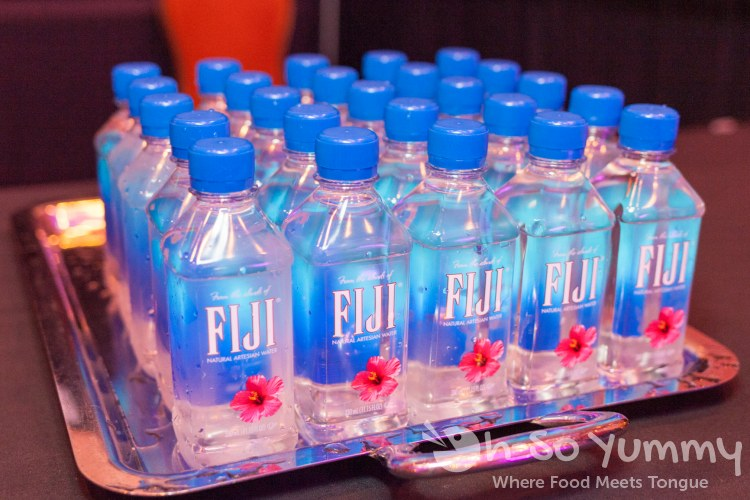 fuji water at pechanga chocolate decadence