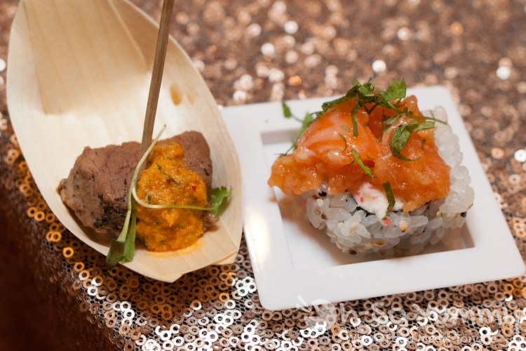 umi sushi at Pechanga Wine Festival
