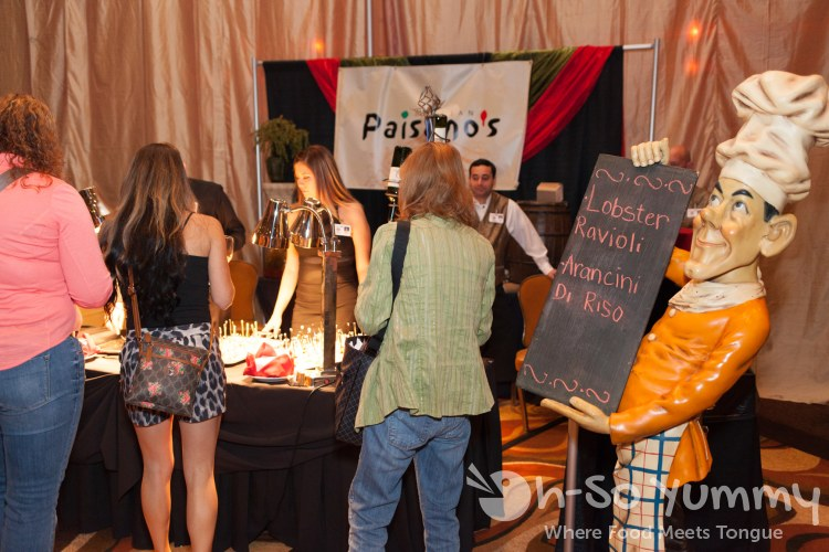 paisano's at Pechanga Wine Festival