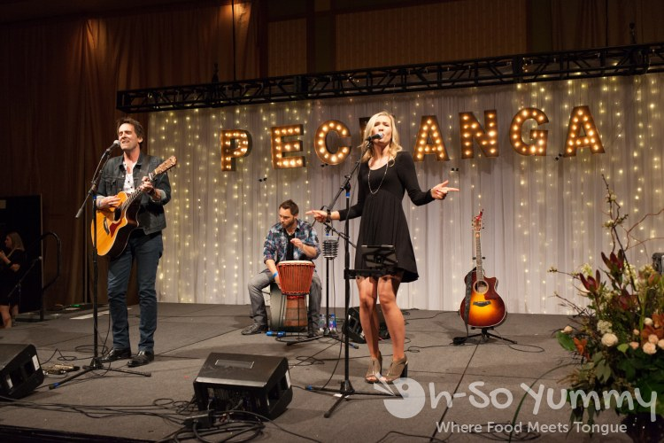 live music at Pechanga Wine Festival