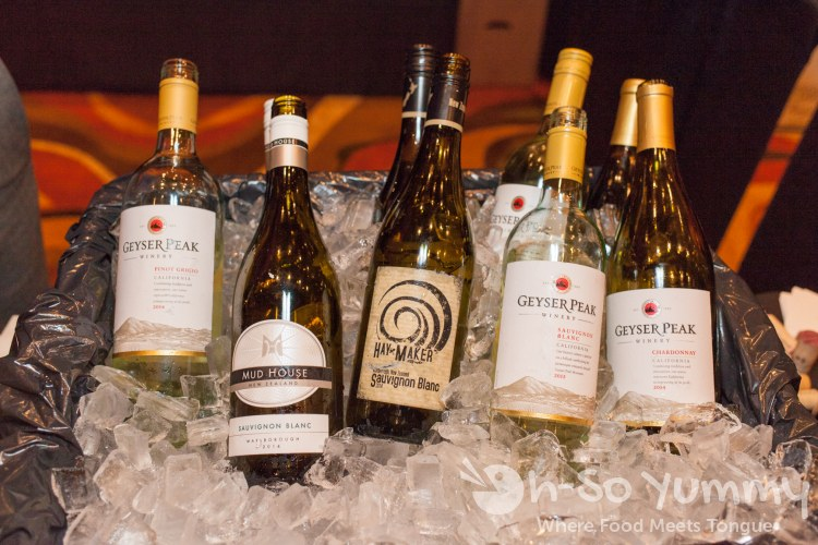 geyser peak winery at Pechanga Wine Festival