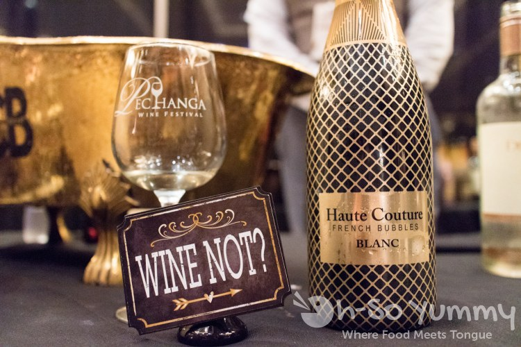 haute couture french bubbles at the 10th annual wine festival at pechanga