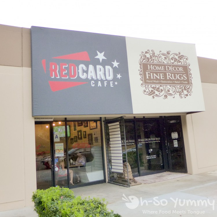 Red Card Cafe San Diego