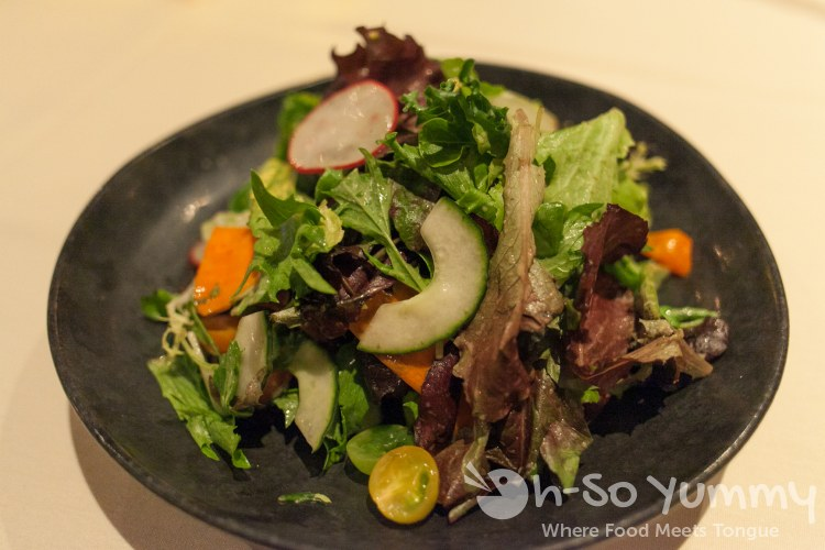 Roy's - Baby Greens Salad