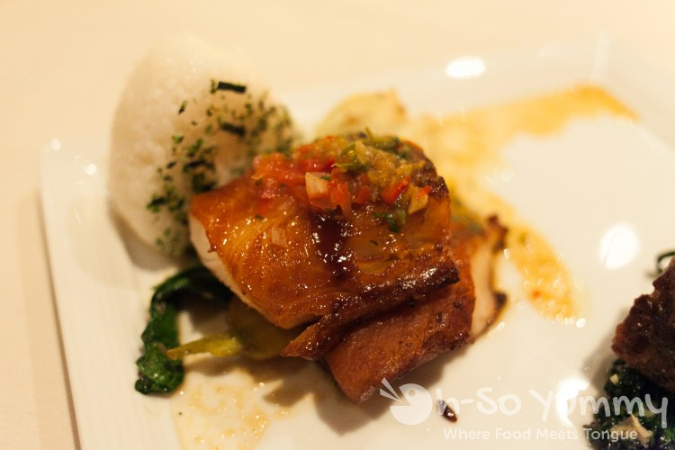 Roy's - Misoyaki Butterfish