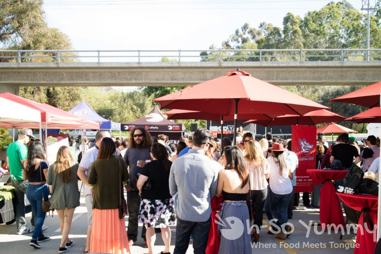 Sabor Latino Wine Beer and Food Festival (San Diego Latino Film Festival 2017)