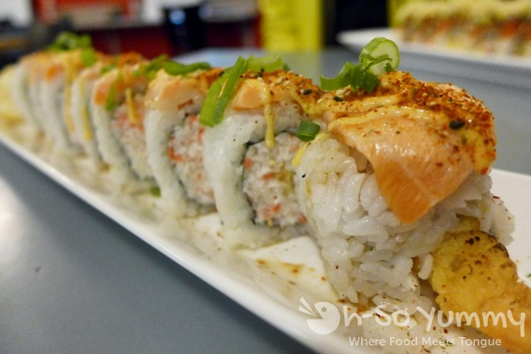 Santo Sushi - Bad Boy Roll