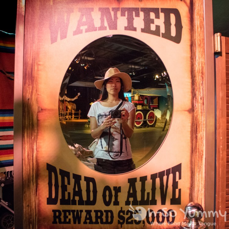 Wanted Dead or Alive at San Diego Fair 2017 Where the West is Fun