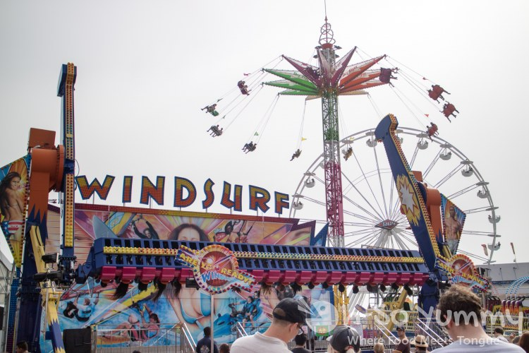 adult rides at San Diego Fair 2017 Where the West is Fun