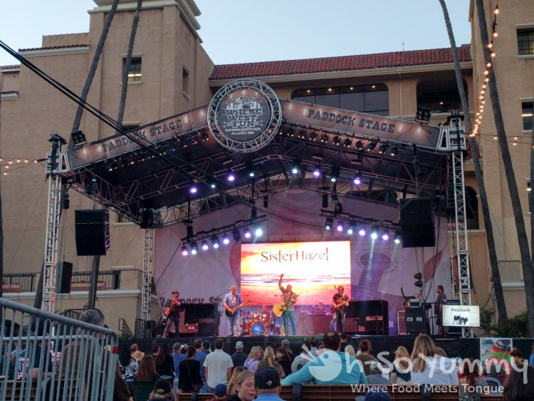 sister hazel concert at San Diego Fair 2017 Where the West is Fun