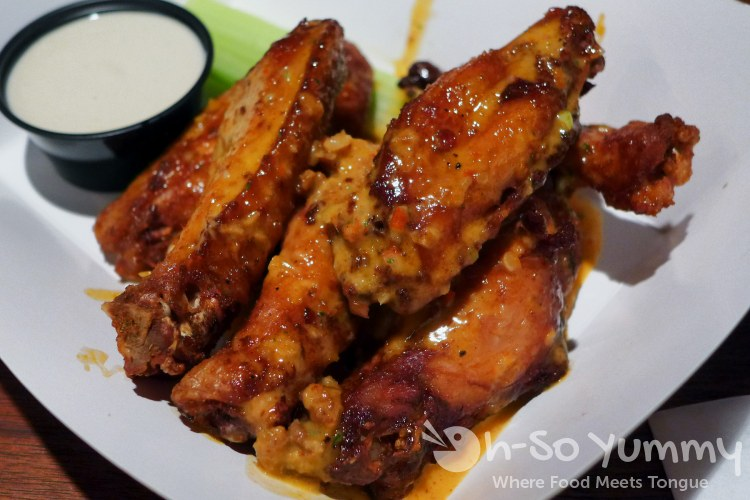 Dirty Wings at South Park Abbey
