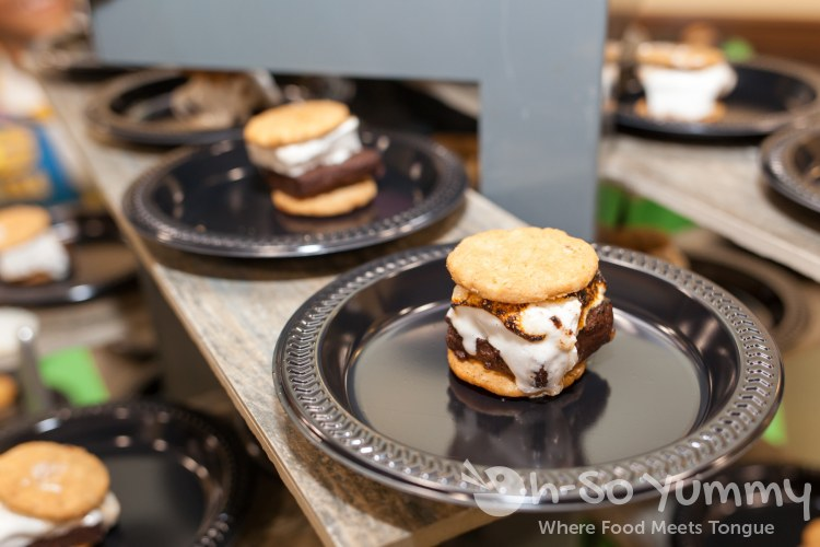 Do-Si-Dos Peanut Butter S'mores Pie dessert by Sea180