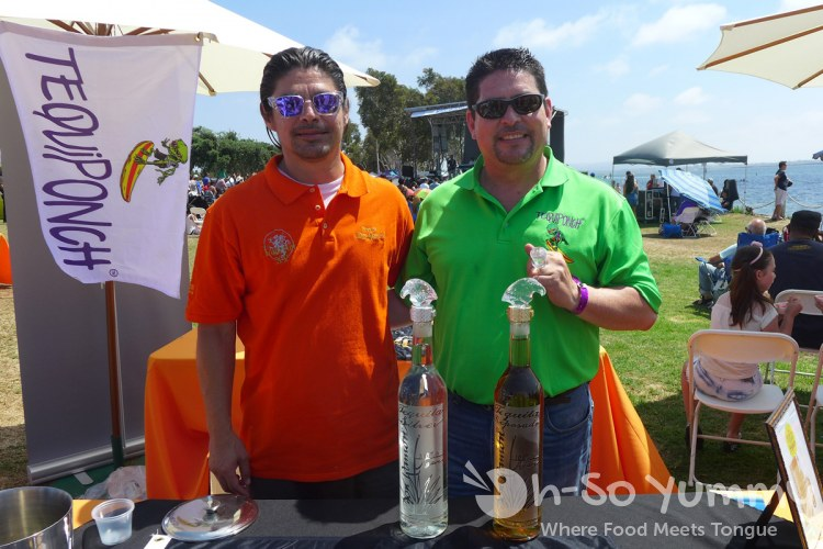 don ramon tequila at Harborfest Tacos and Spirits