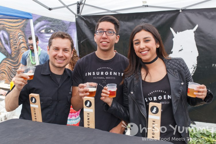 Insurgente at Tacos and Tequila Festival