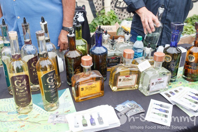 tequila at Tacos and Tequila Festival
