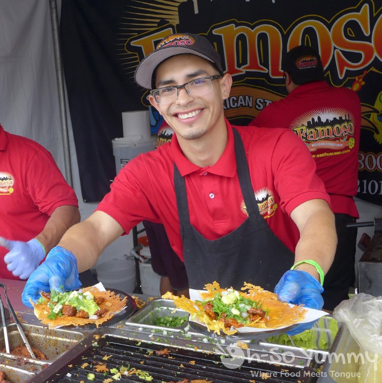 Famoso Mexican Street Food