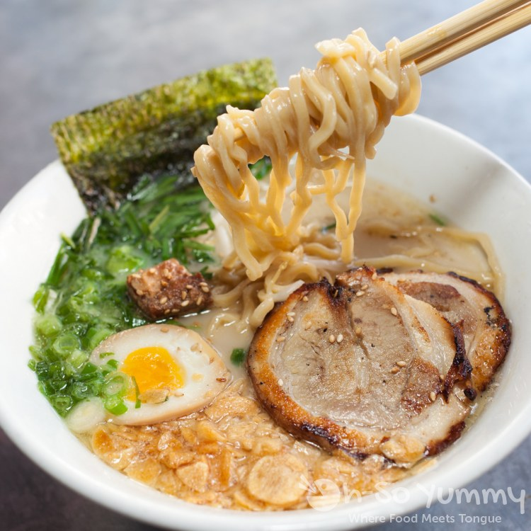 Tajima Ramen Bowl at Tajima (East Village) in San Diego