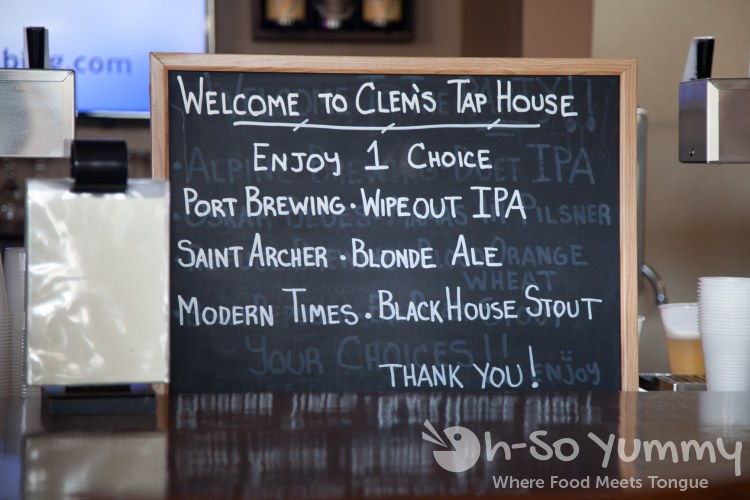 Clem's Tap House at Taste of Adams Avenue 2015