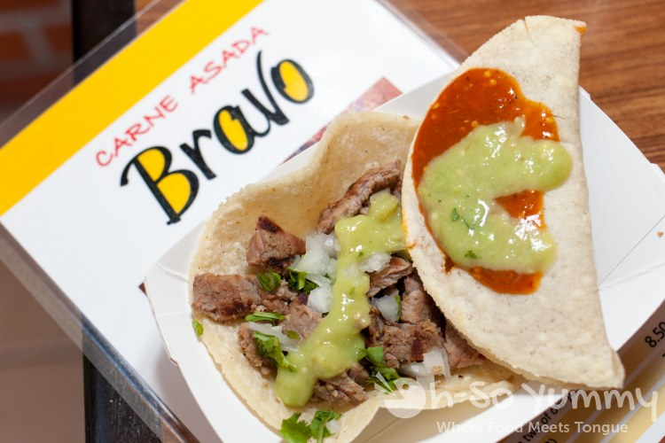 Carne Asada Bravo at Taste of Downtown 2016