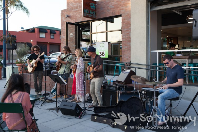 Music at Taste of Little Italy 2015