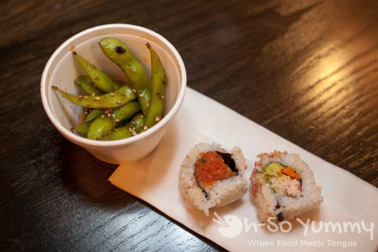 Rakitori Japanese Pub and Grill at Taste N Tinis 2015