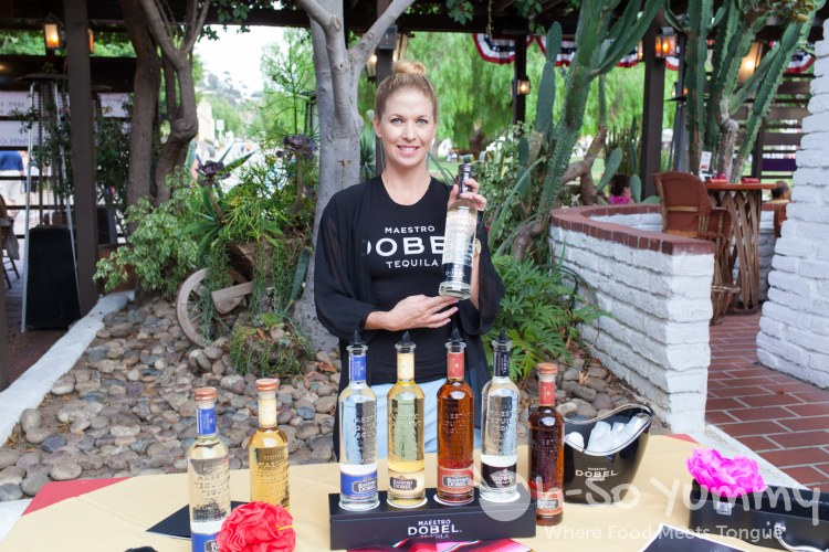 Maestro Dobel Tequila at Taste of Old Town 2015