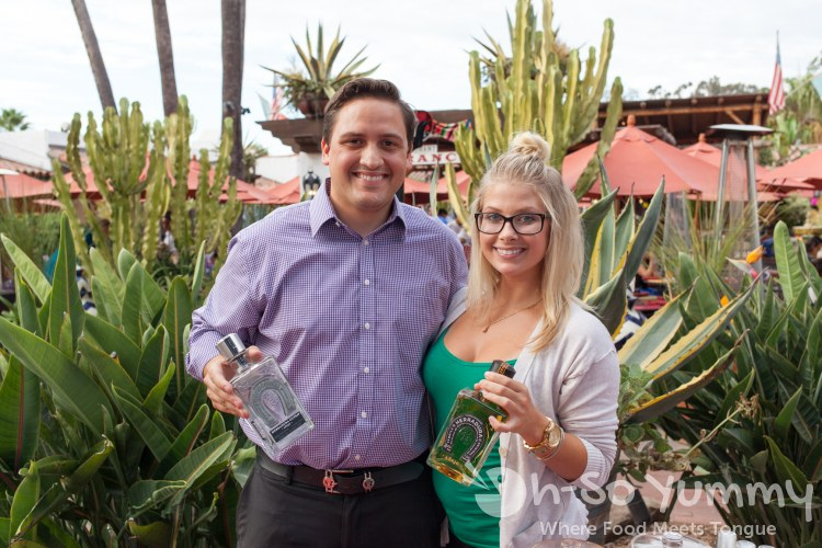 Herradura Tequila at Taste of Old Town 2015