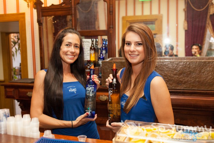 Milagro Tequila at Taste of Old Town 2015