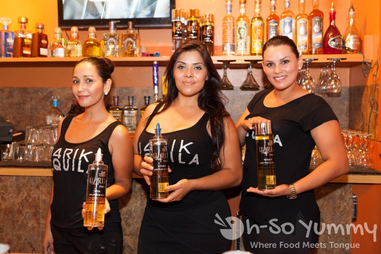 U4RIK Tequila at Taste of Old Town 2015