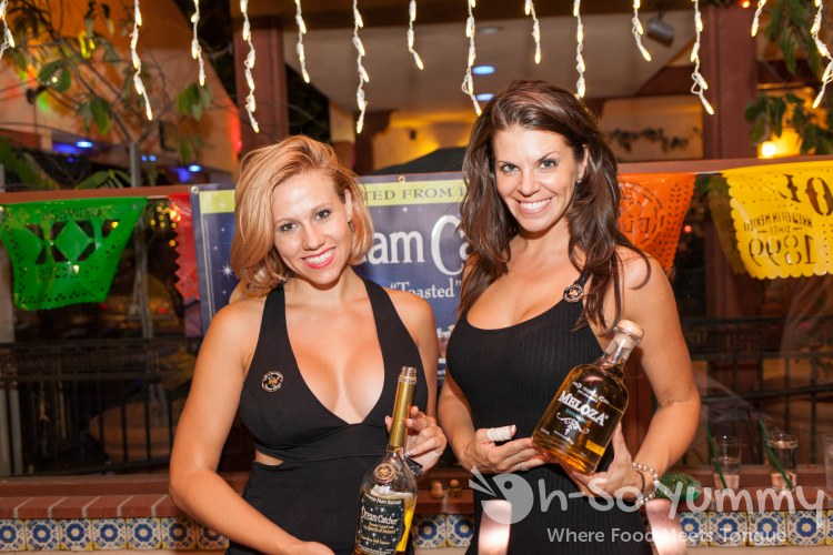 Meloza Tequila at Taste of Old Town 2015