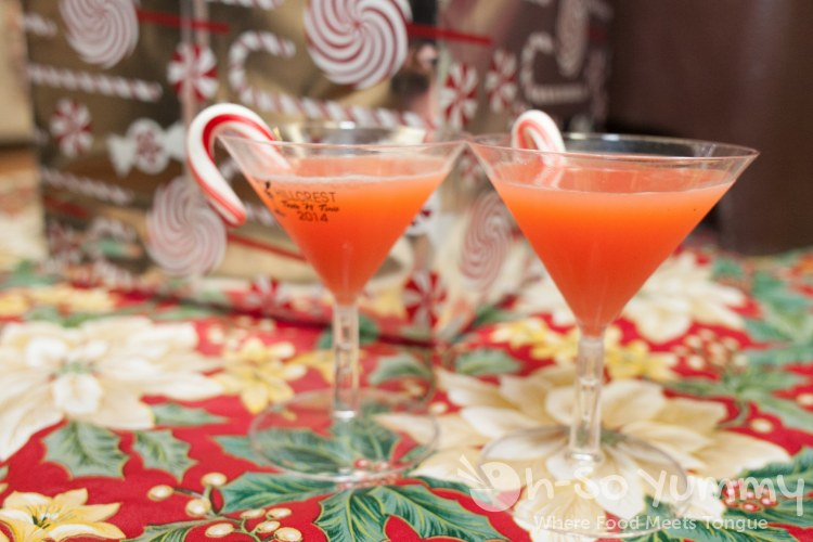 Hillcrest Taste N Tinis 2014 - naughty and nice - tini