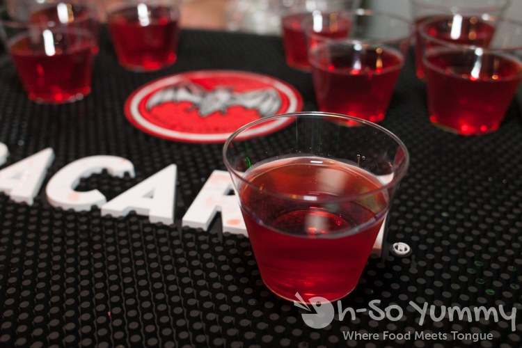 Hillcrest Taste N Tinis 2014 - cherry drink at Urban Mo's