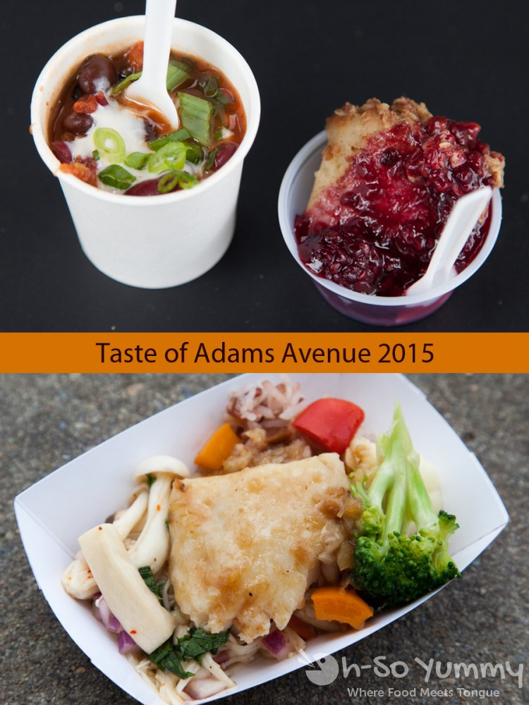 Taste of Adams Avenue 2015 recap on Oh-SoYummy