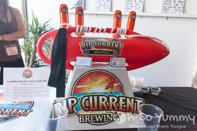 Taste of North Park 2014 - Rip Current Brewing