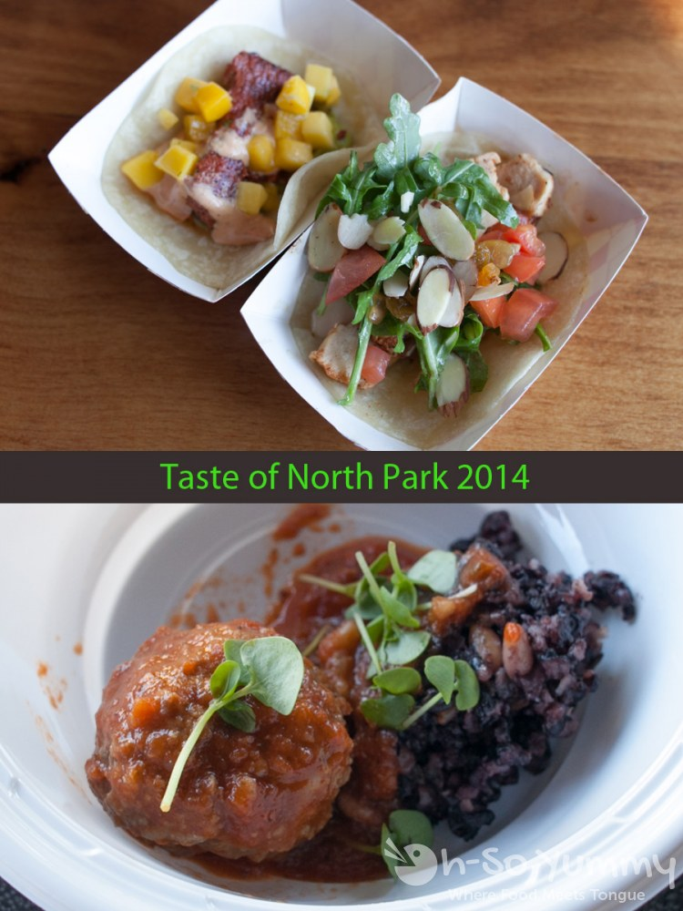 Taste of North Park 2014 recap