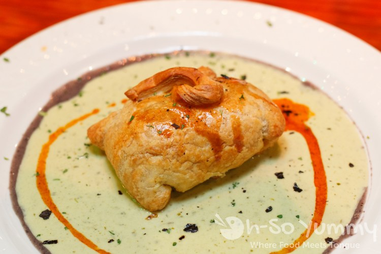 Puff Pastry at Tostadas North Park