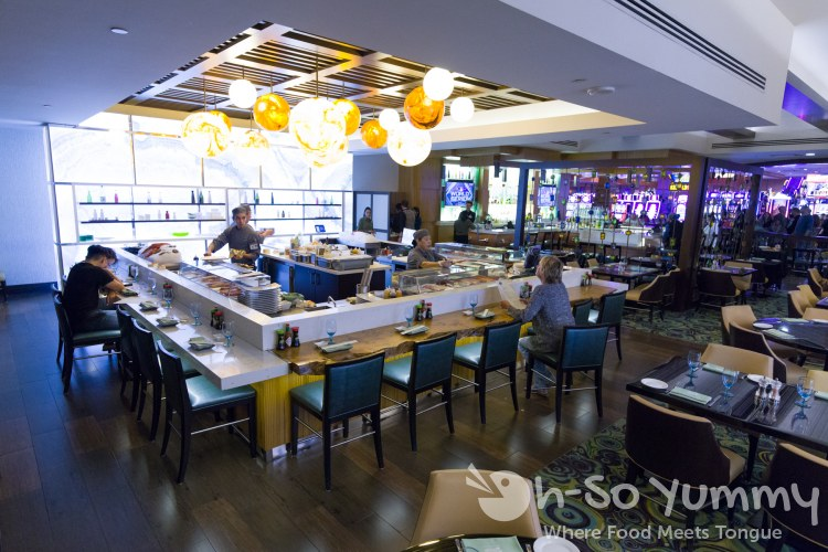 Umi Sushi and Oyster Bar at Pechanga Resort and Casino Temecula