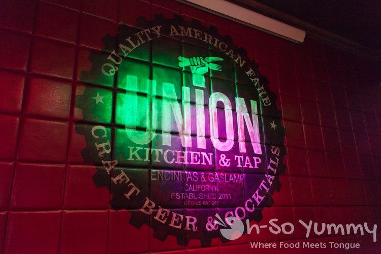 Union Kitchen and Tap in San Diego