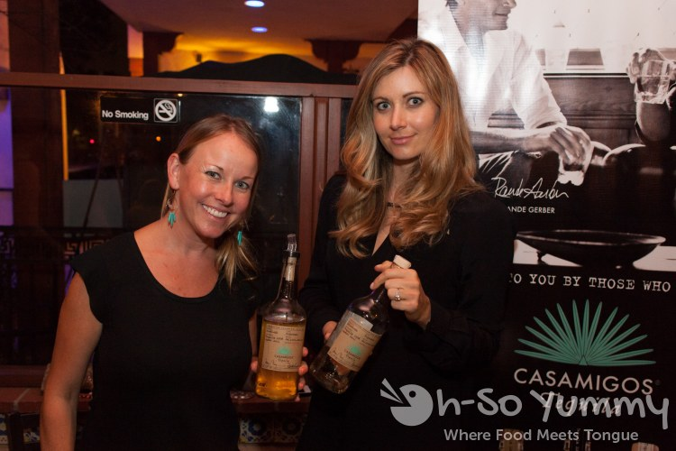 Taste of Old Town 2014 - Casamigos Tequila ambassadors